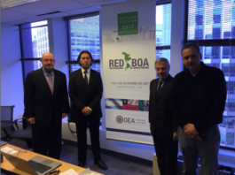 Executive Meeting 2017 REDBOA-Washington D. C